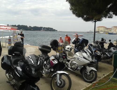 Galéria – Moto výjazd Chorvátsko 2014